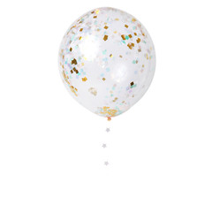 Iridescent Balloon Kit, 18""