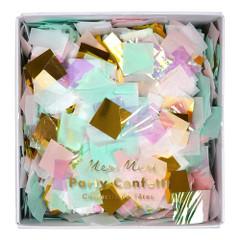 Confetti, Iridescent