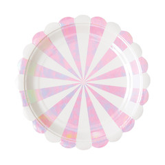 Iridescent Plates, Small