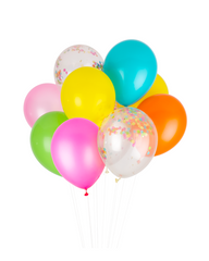 Fiesta Classic Balloons