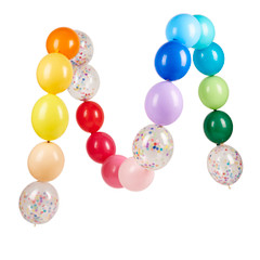 Happy Linking Balloon Set