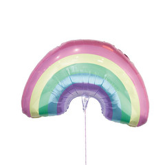 Rainbow Foil Balloon