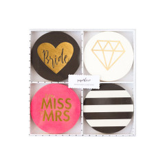 Fling before the ring, Coasters