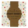 Toot Sweet Spotty Small Napkin