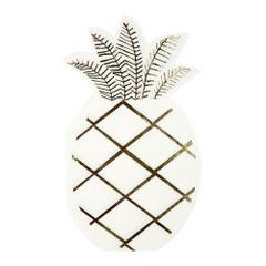 Pineapple Napkins, Die Cut