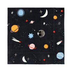 Space Napkins, Large