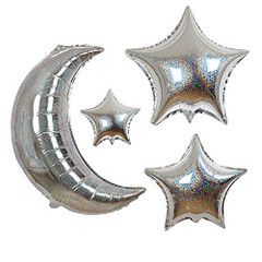 Moon & Stars Balloons
