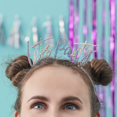 Let's Party Headband