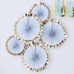 Blue Pinwheel Kit