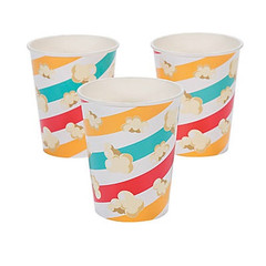 Movie Night Beverage Cups