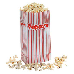 Movie Night Popcorn Bags