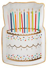 Happy Bday Confetti Trinket Tray
