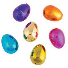 Easter Eggs, Metallics