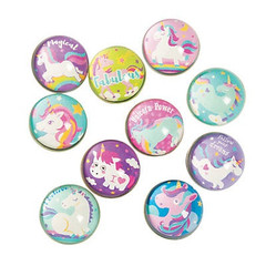 Bouncy Balls, Unicorns