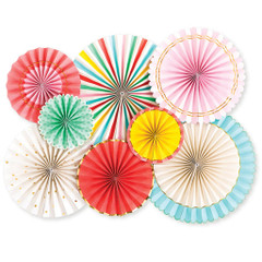 Bright & Happy Pinwheels