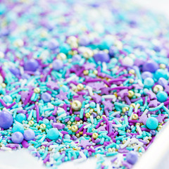 Mini Bottle: Gourmet Sprinkles, Fairy Tale Twinkle Sprinkle Medley