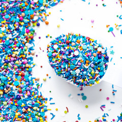 Mini Bottle: Gourmet Sprinkles, Hey Sugar Twinkle Medley