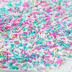 Mini Bottle Gourmet Sprinkles, Sugar Fairy Twinkle Sprinkle Medley