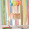 Create a bright backdrop to your perfect cake.