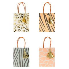 Safari Animal Party Bags