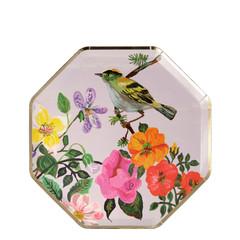 Nathalie Lete Flora Side Plates