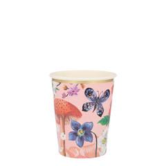 Nathalie Lete Flora Beverage Cups