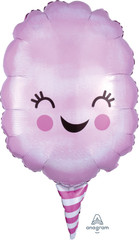 Cotton Candy, Giant Balloon, 30""