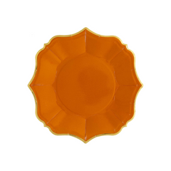 Terra Cotta Dessert Plates
