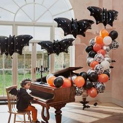 Sparkle Bat Balloons