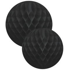 Honeycomb Set, Black