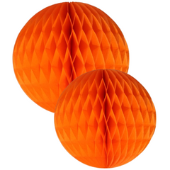 Honeycomb Set, Orange