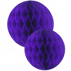 Honeycomb Set, Purple