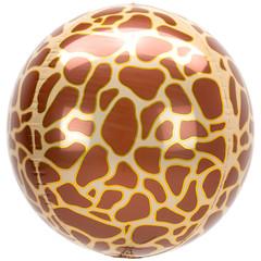 "Orbz, Giraffe Print 16"""