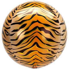 "Orbz, Tiger Print 16"""