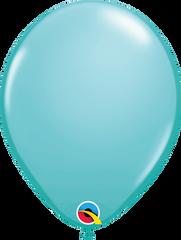 "Caribbean Blue Balloons, 11"""