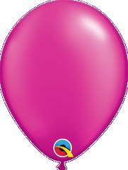"""Pearl Magenta Balloons, 11"""""""