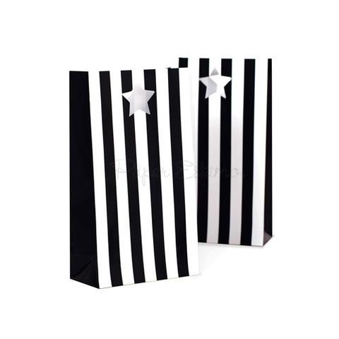 Black Tie Party Bags