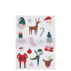 Christmas Icon Sticker Sheets