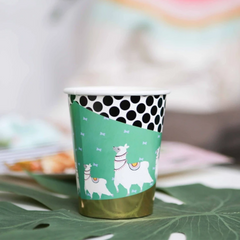 Llama & Cactus Cups