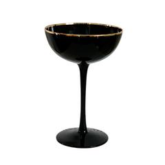 Noire, Champagne Coupe x 2