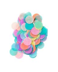 Pastel Rainbow Jumbo Confetti