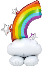 Rainbow Airloonz Balloon, 52""