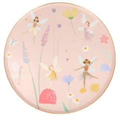Fairy Plates, Large