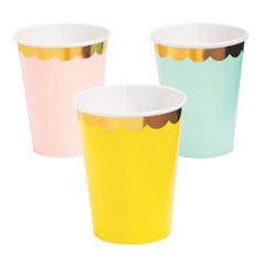 Pastel Beverage Cups