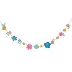 Floral Fiesta Garland