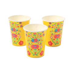Floral Fiesta Beverage Cups