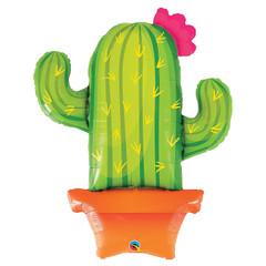 """Cactus Balloon, 39"""""""