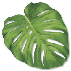 Die Cut Monstera Leaf Placemat & Table Accents