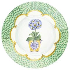 Primroses, Dinner Plates