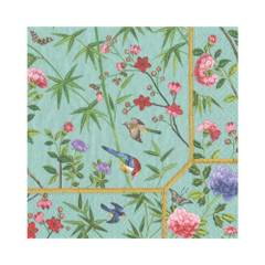 Chinese Wallpaper, Lunch Napkin